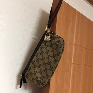 Gucci Vintage used Brown Wallet purse